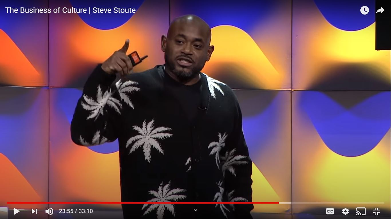 The Business of Culture | Steve Stoute